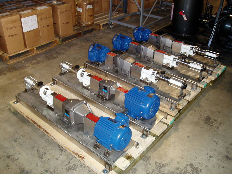 Barney's Pumps Equipment/Product